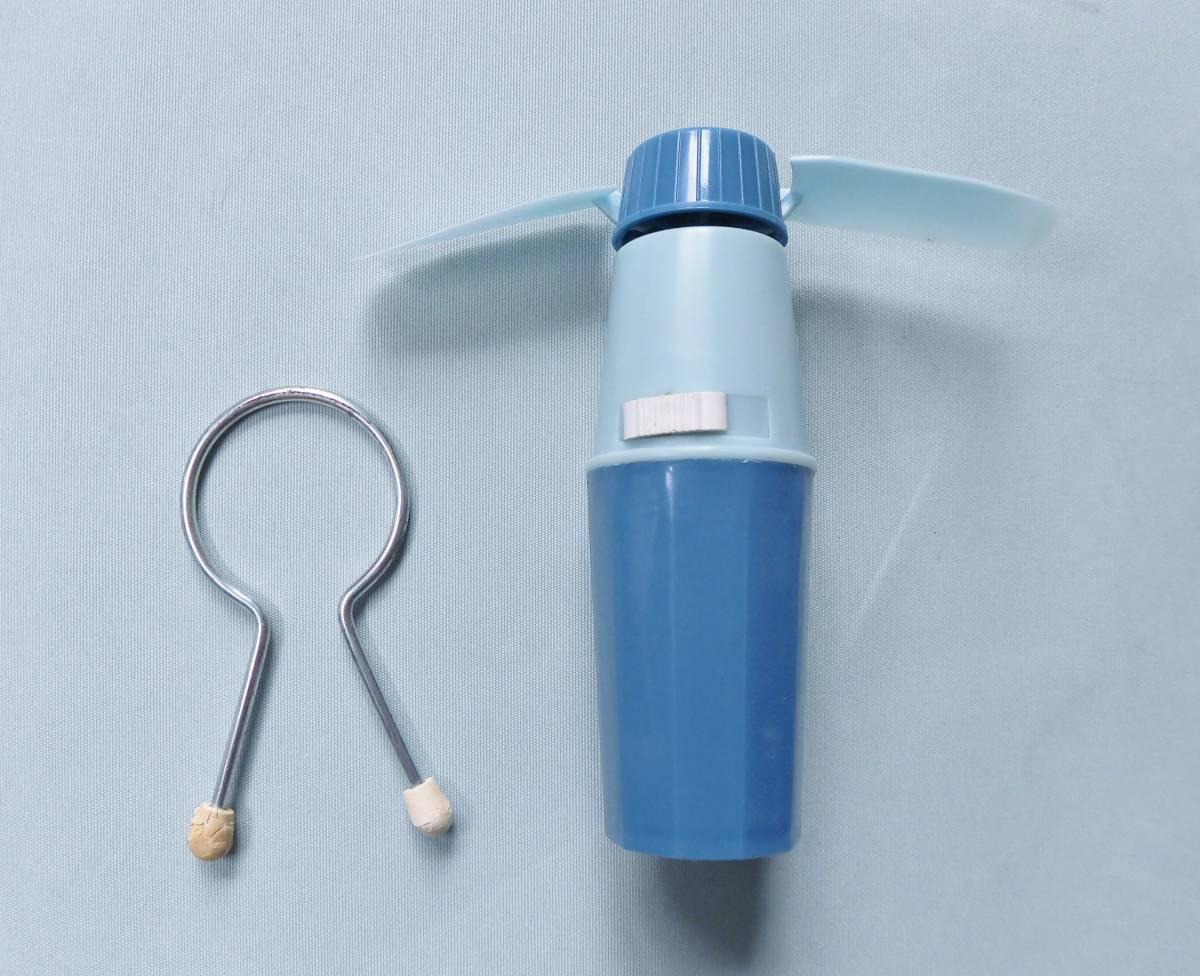 1960年代 ポケット扇風機 米澤玩具株式會社 日本製 昭和レトロ 当時物 _画像1