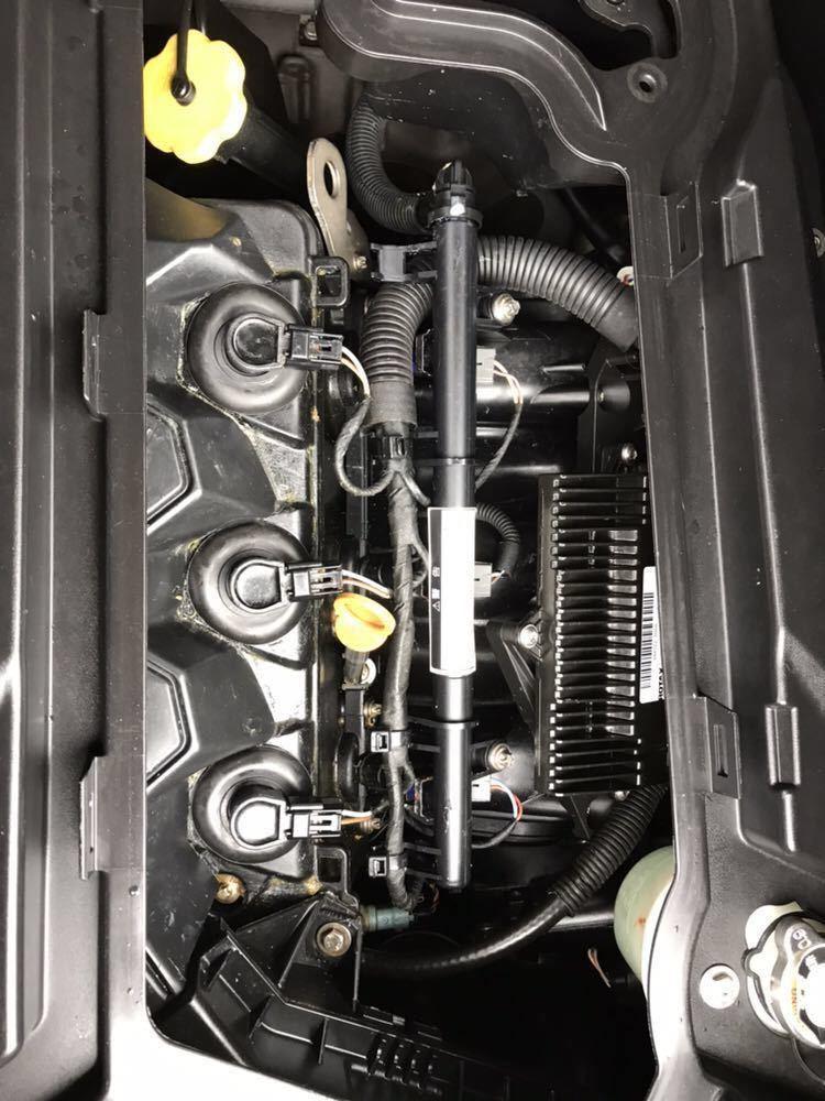 SEADOO シードゥー RXT 260as RS(エアサス付き)2011年式 大阪より出品_画像9
