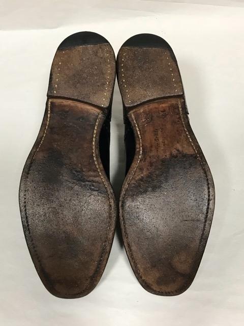 トッズ TOD'S メンズ アンティーク パティーヌ ビットローファー 革靴 ビジネスシューズ レザーシューズ ローファー ドライビングシューズ_画像9