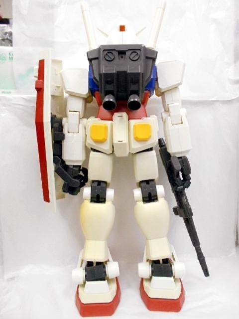 バンダイ★HY2M 1/24 機動戦士ガンダム RX-78-2 説明書 ポスター ステンシル 付属 GUNDAM HYPER HYBRID MODEL ガンプラ プラモデル_画像7