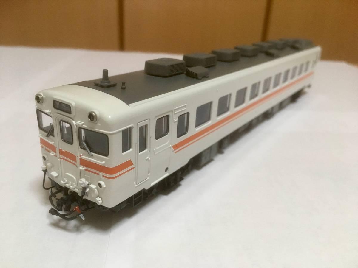 KATO HO キハ58-M-.キハ65 快速みえカ 塗装塗替品_画像2