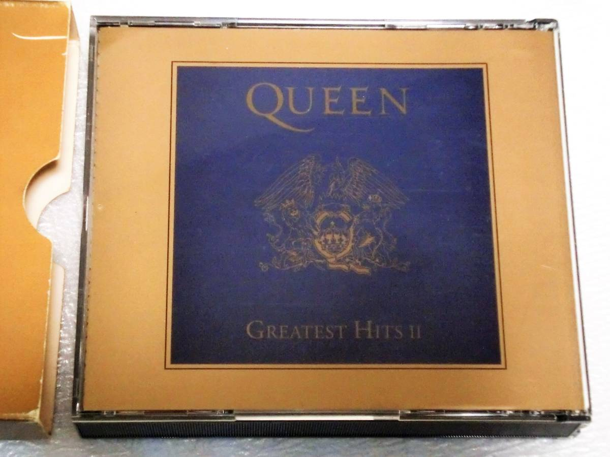 CD QUEEN GREATEST HITS Ⅰ&Ⅱ/クイーン グレイテストヒッツ Ⅰ&Ⅱ/TOCP-65056・57/2枚組/34曲_画像10