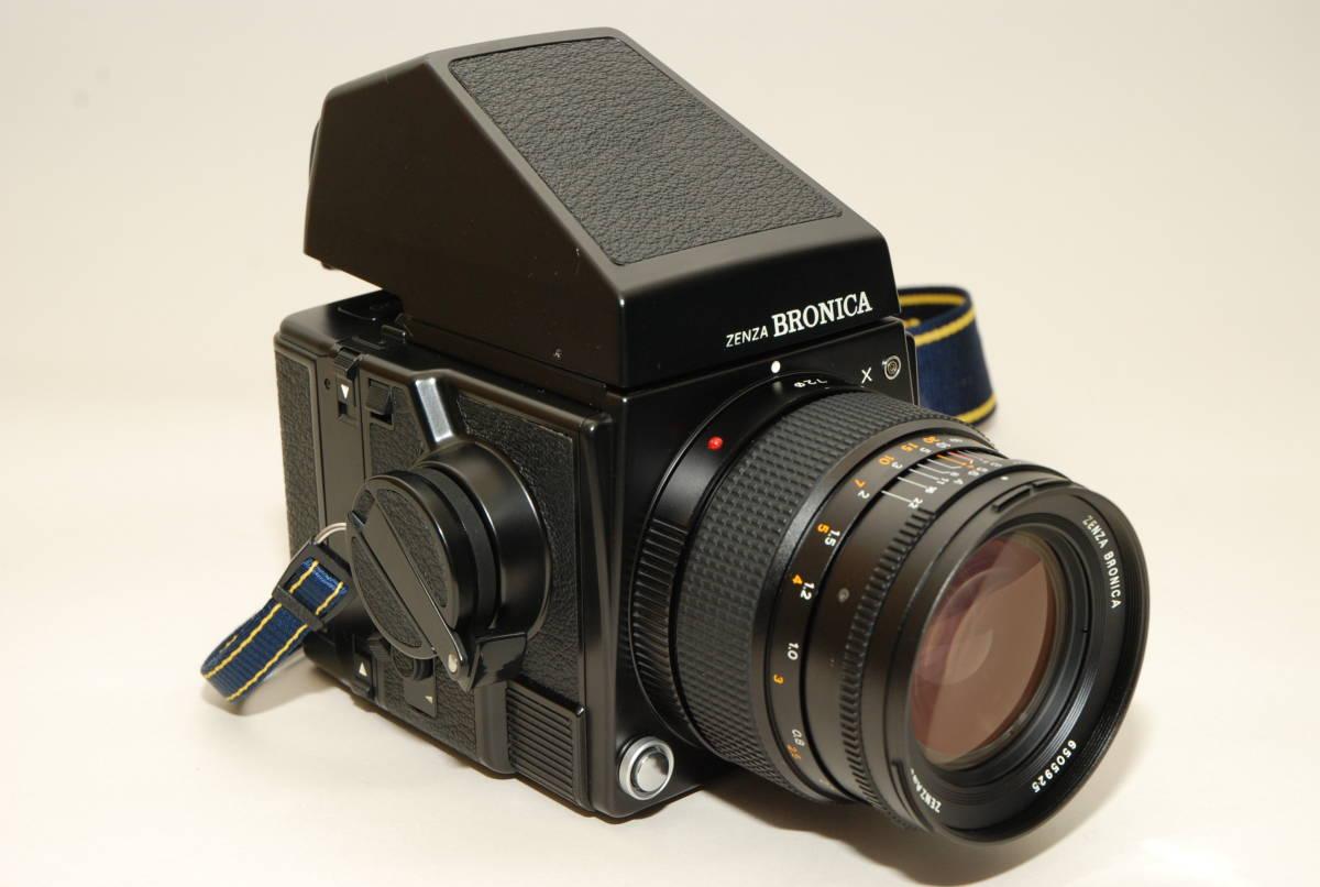 ZENZA BRONICA ゼンザブロニカGS-1 60mm、110mm、200mm、250mmレンズ4本_画像2