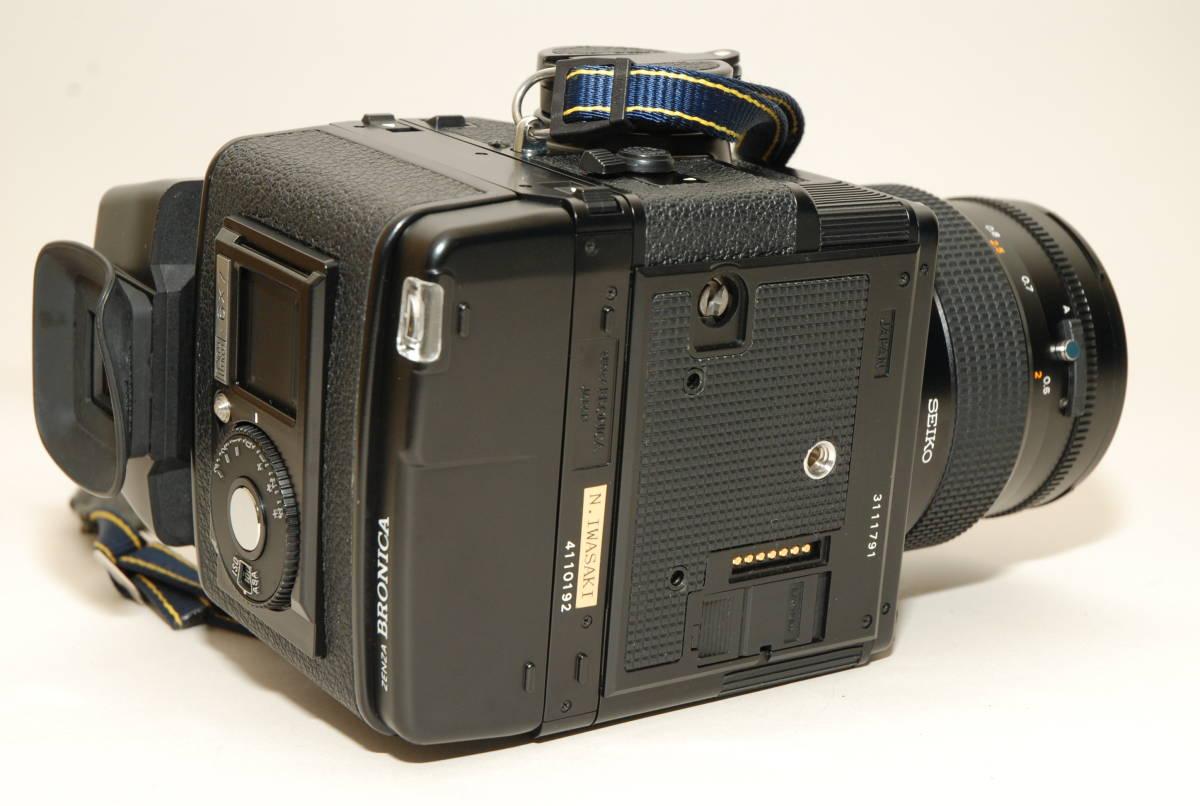 ZENZA BRONICA ゼンザブロニカGS-1 60mm、110mm、200mm、250mmレンズ4本_画像5