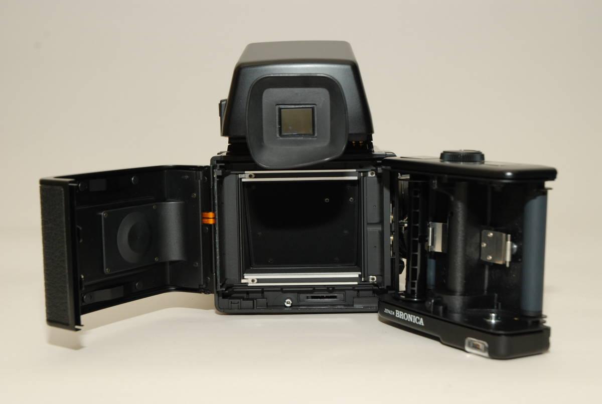 ZENZA BRONICA ゼンザブロニカGS-1 60mm、110mm、200mm、250mmレンズ4本_画像6