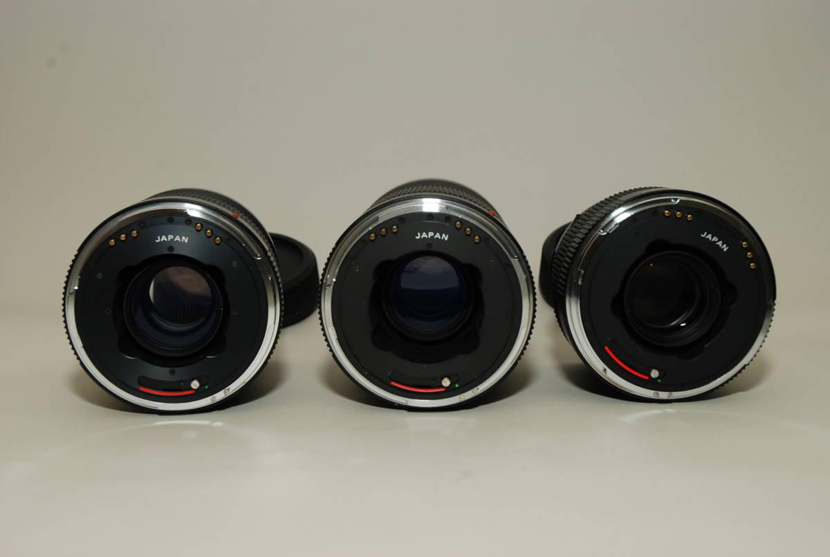 ZENZA BRONICA ゼンザブロニカGS-1 60mm、110mm、200mm、250mmレンズ4本_画像9