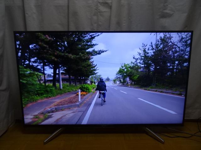 ★ SONY BRAVIA  KJ-49X8500F (B) [49インチ ブラック] 展示品1年保証 4K液晶テレビ AK_画像4