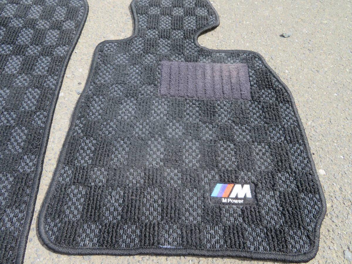 BMW F30 Mマット フロアマット_画像2
