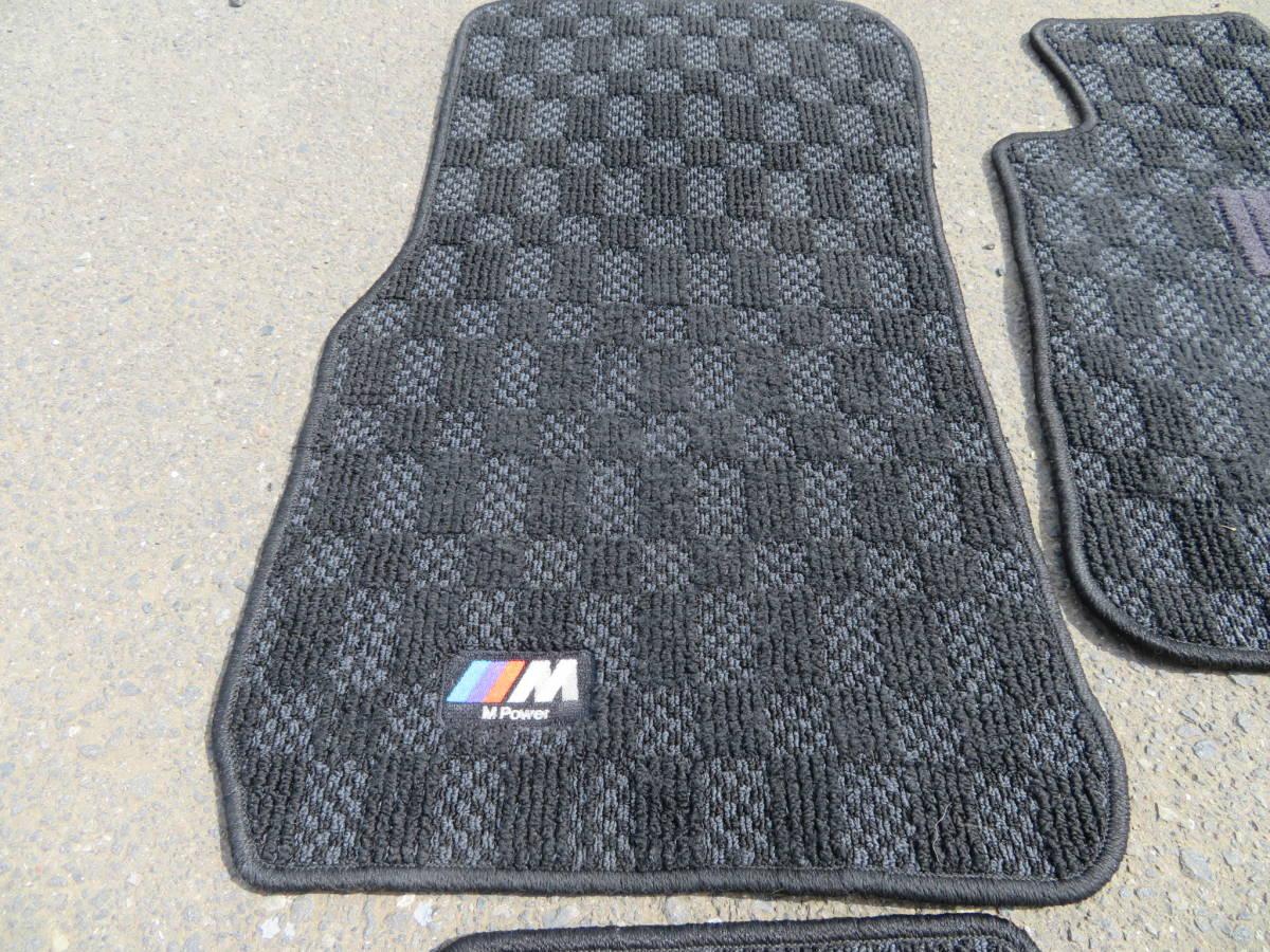 BMW F30 Mマット フロアマット_画像3