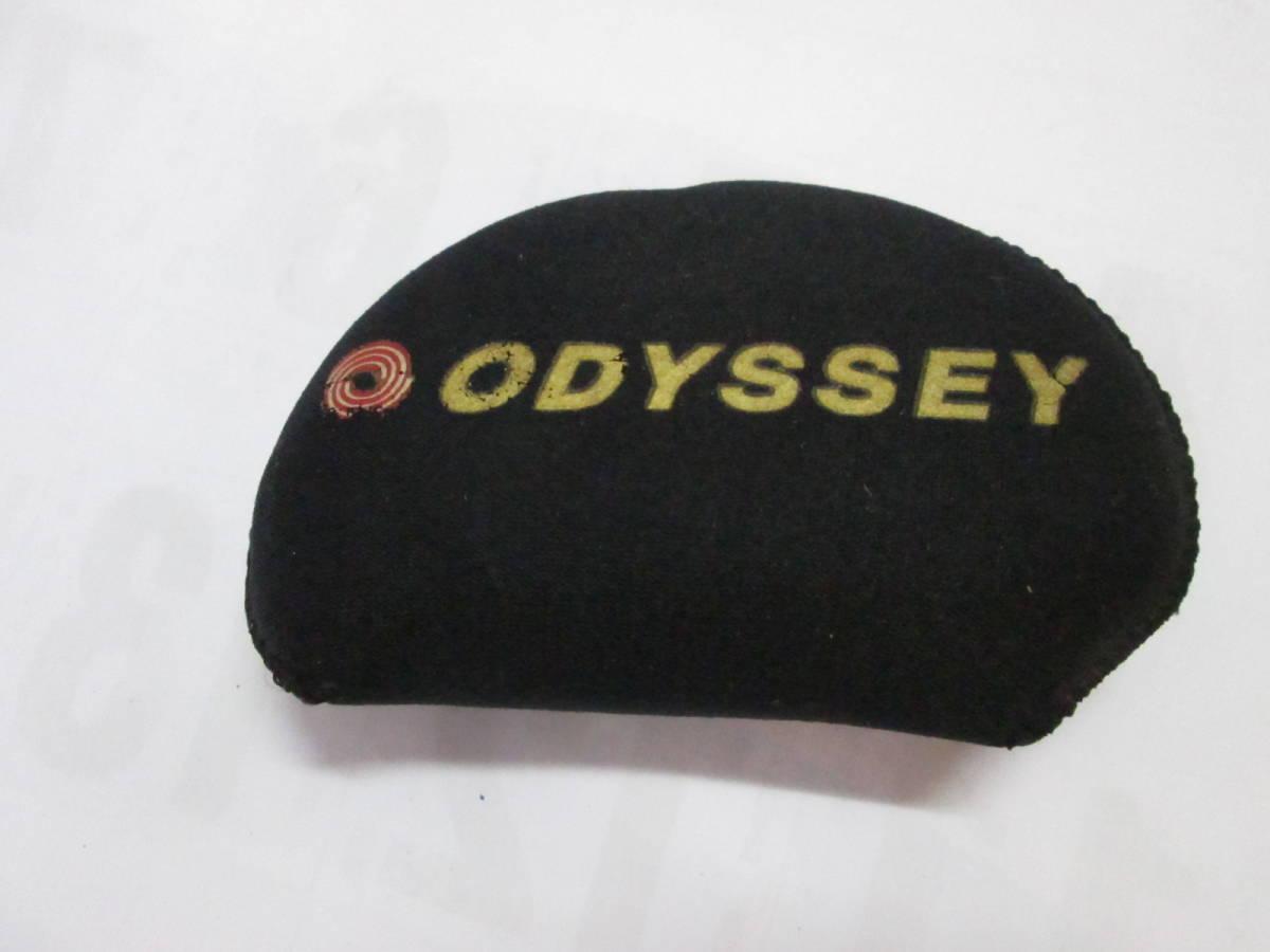k1915 ODYSSEY パター ケース付き_画像10