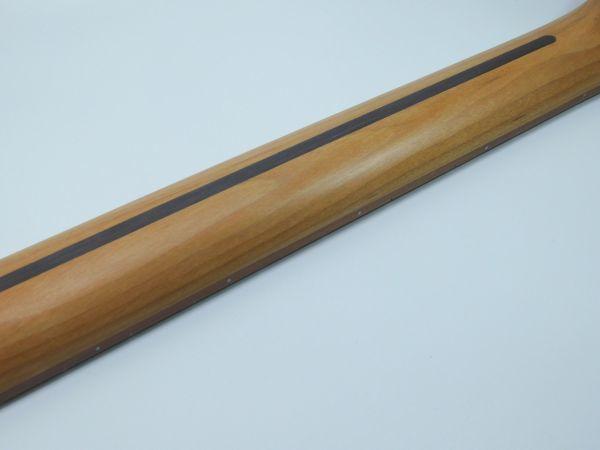 【アウトレット】ローステッドメイプルネック ストラトヘッド ローズウッド指板 ロースト #ROMAPLE-ST-NECK_画像6