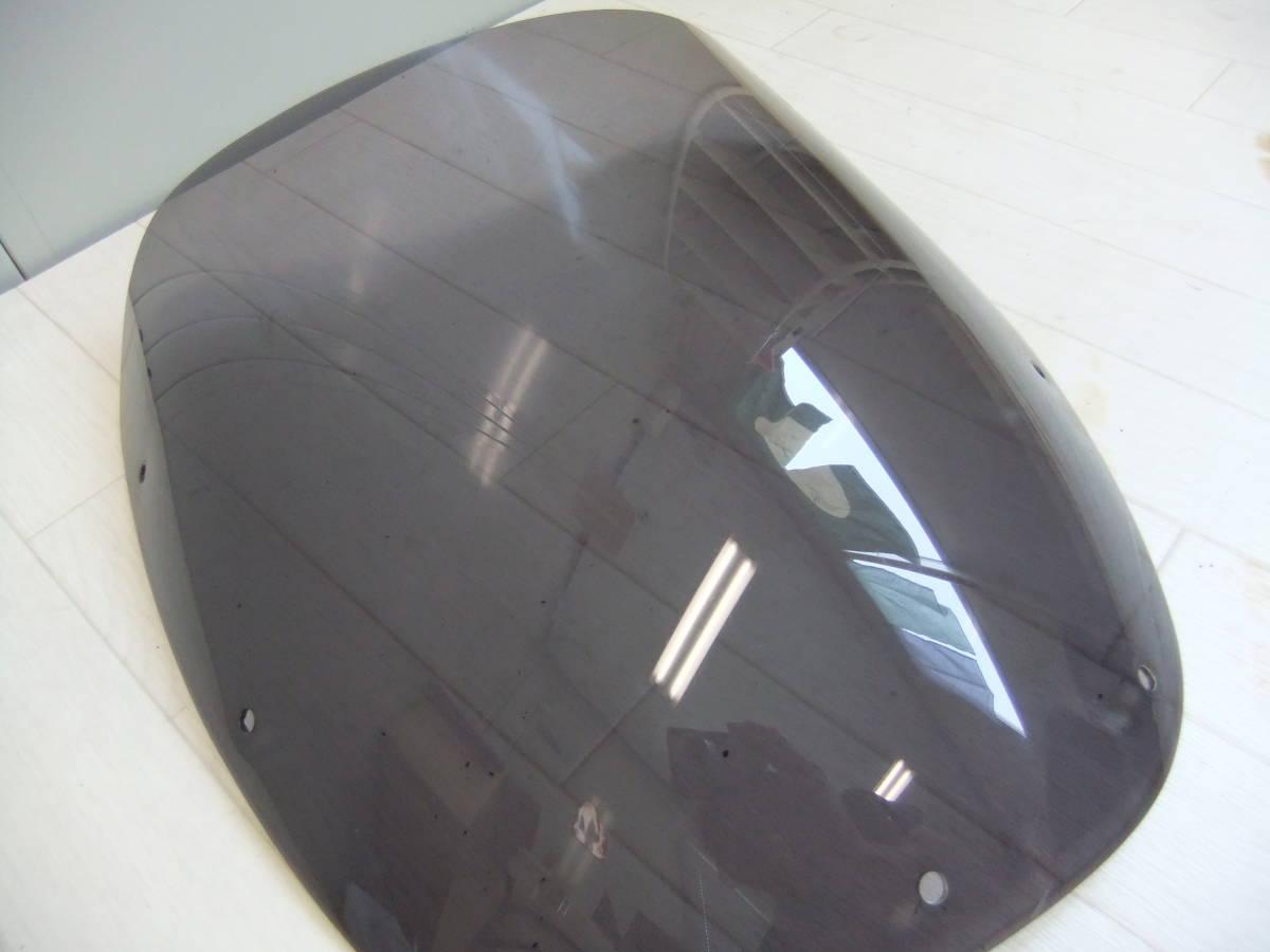 GPZ400F アクティブ A2FORM スモークスクリーン 絶版品_画像3
