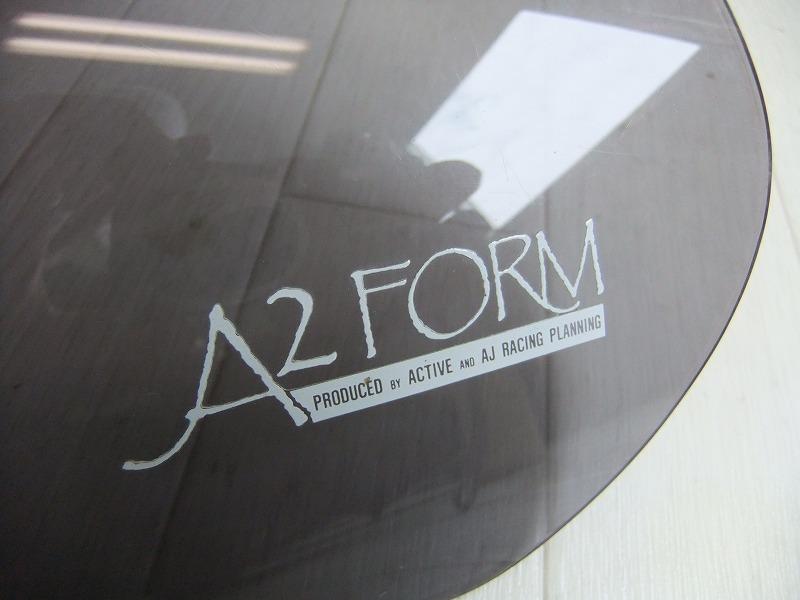GPZ400F アクティブ A2FORM スモークスクリーン 絶版品_画像5