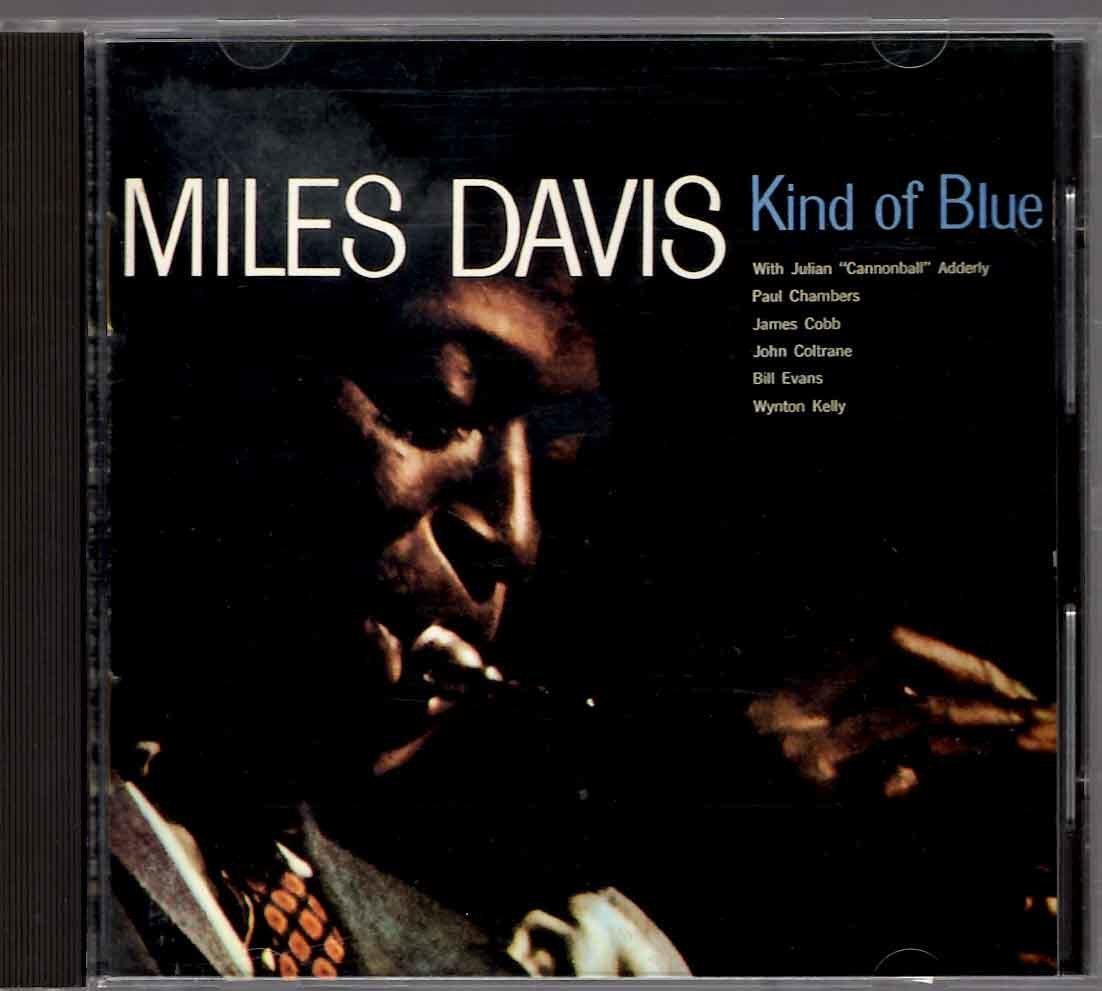 ★旧規格★マイルス・デイビス/カインド・オブ・ブルー 35DP 62 CSR COMPACT DISC