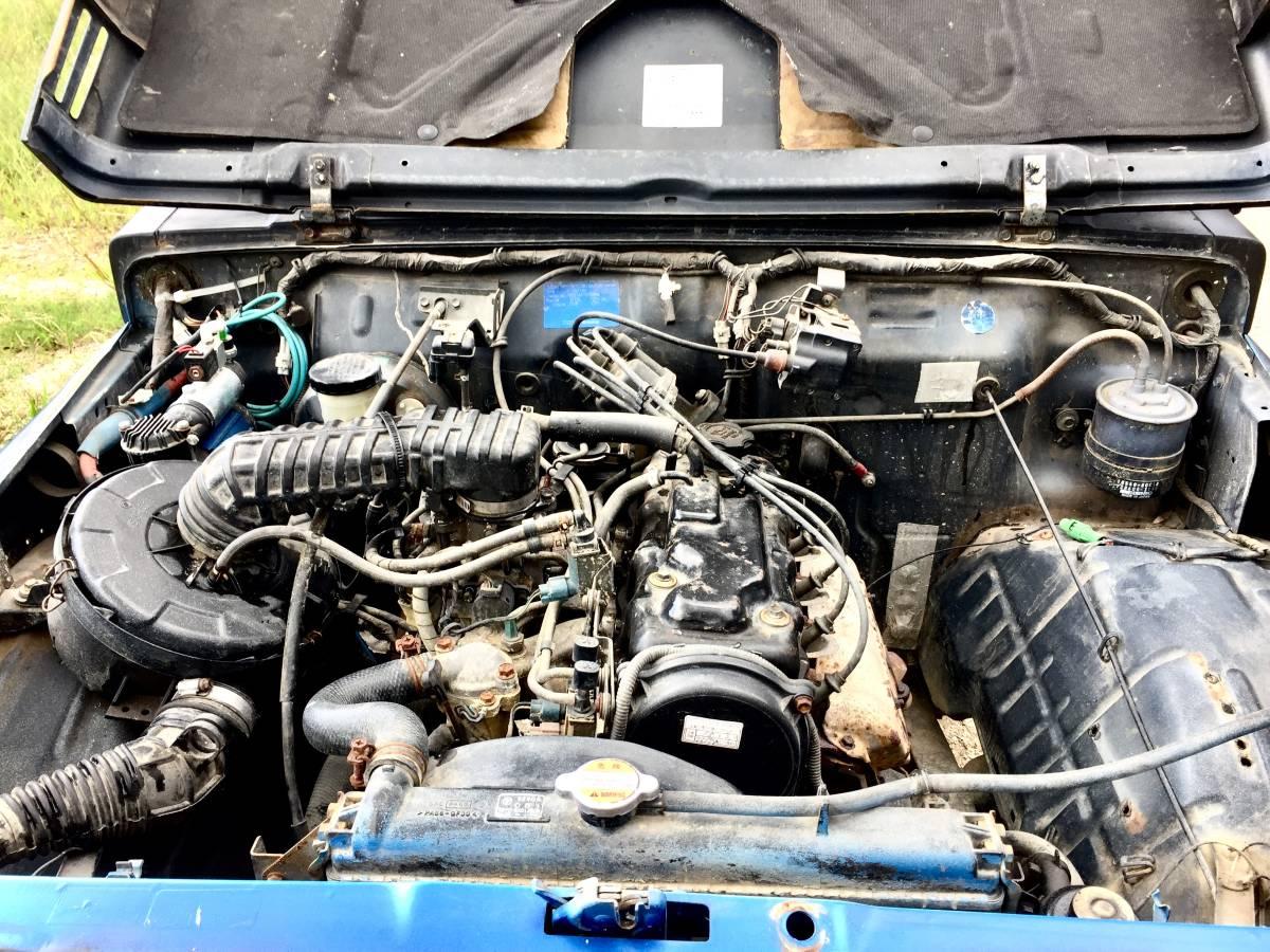 ジムニー JB31 シエラ 競技車 エアロッカー 1300cc おまけ付き・車・バイク交換等・売り切り_画像7