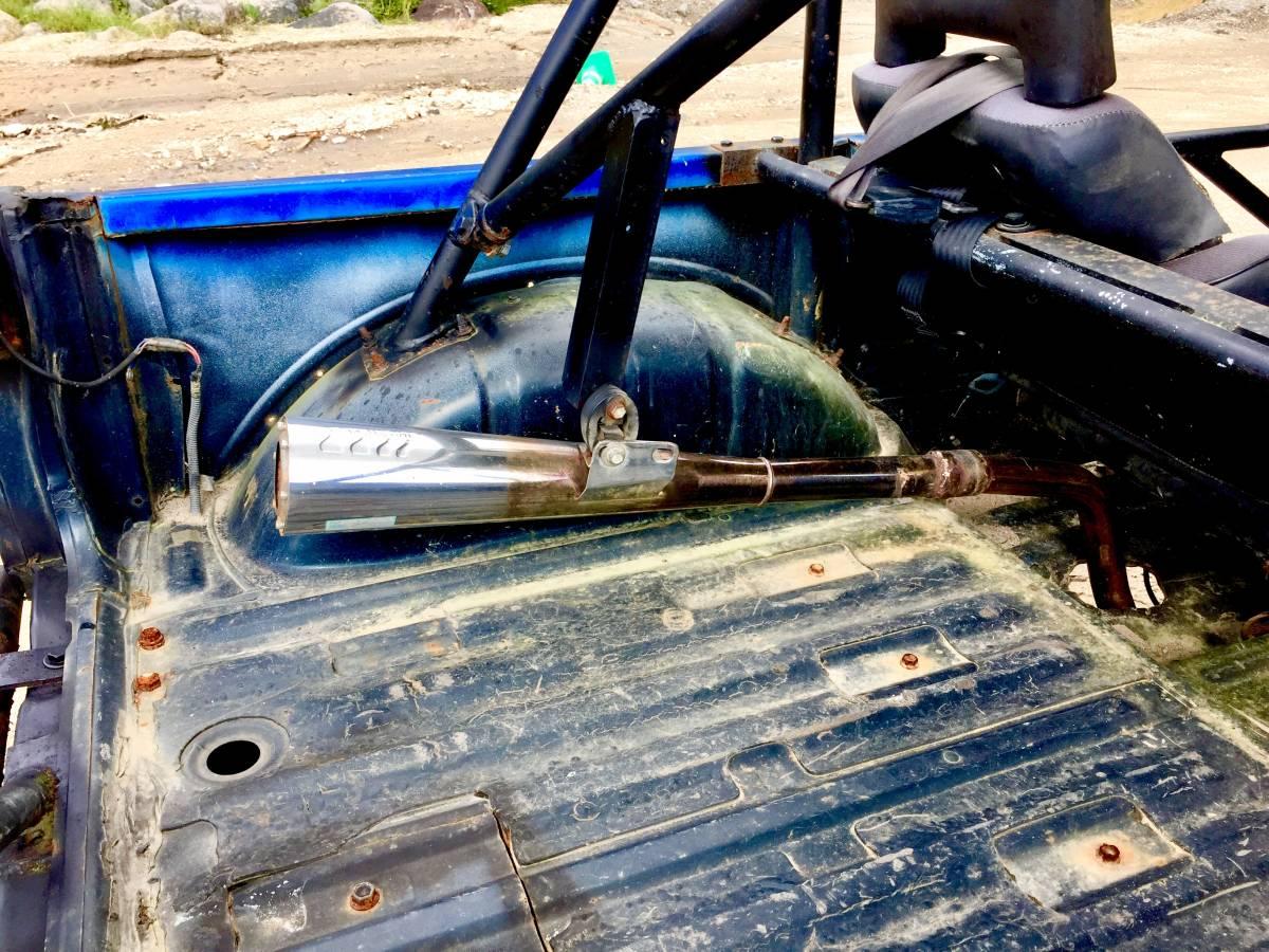 ジムニー JB31 シエラ 競技車 エアロッカー 1300cc おまけ付き・車・バイク交換等・売り切り_画像8