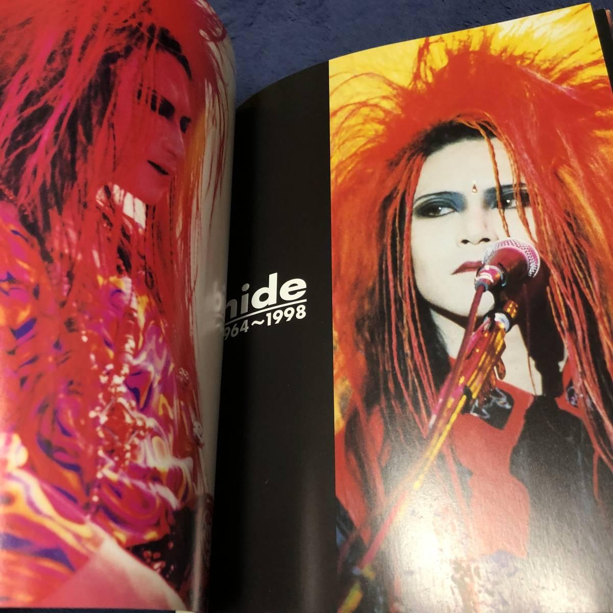 hide 写真集 hide1964~1998 X-JAPAN_画像6