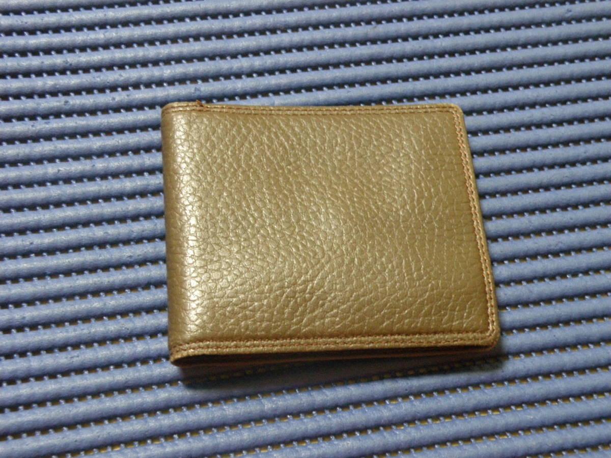 ◆J1◆ コシノヒロコ HIROKO KOSHINO 二つ折り 財布 状態良好 定形外郵便 クリックポスト_画像2