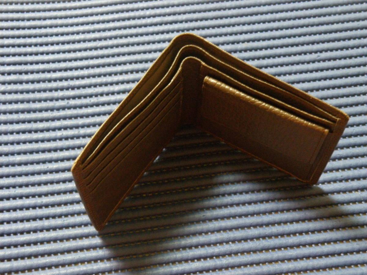 ◆J1◆ コシノヒロコ HIROKO KOSHINO 二つ折り 財布 状態良好 定形外郵便 クリックポスト_画像4