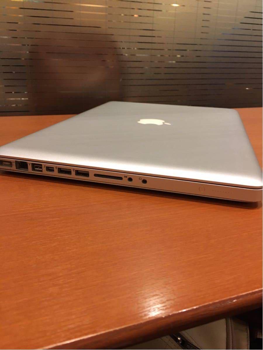 ☆高速起動☆SSD250GB MacBook Pro Early 2011 Core i7 2.2GHz Apple _画像4