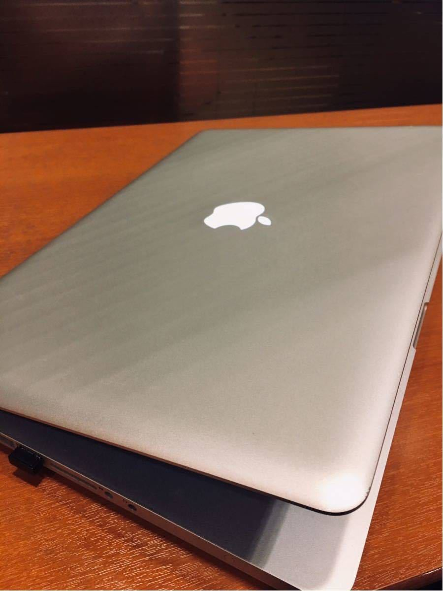 ☆高速起動☆SSD250GB MacBook Pro Early 2011 Core i7 2.2GHz Apple _画像2