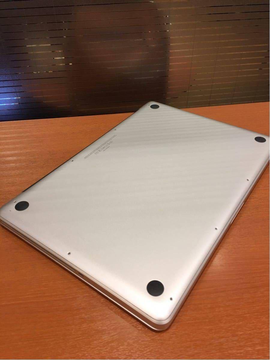 ☆高速起動☆SSD250GB MacBook Pro Early 2011 Core i7 2.2GHz Apple _画像6