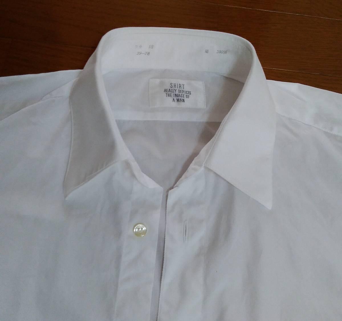 男性用カッターシャツ★39★長袖★2着セット★送料込み_画像2