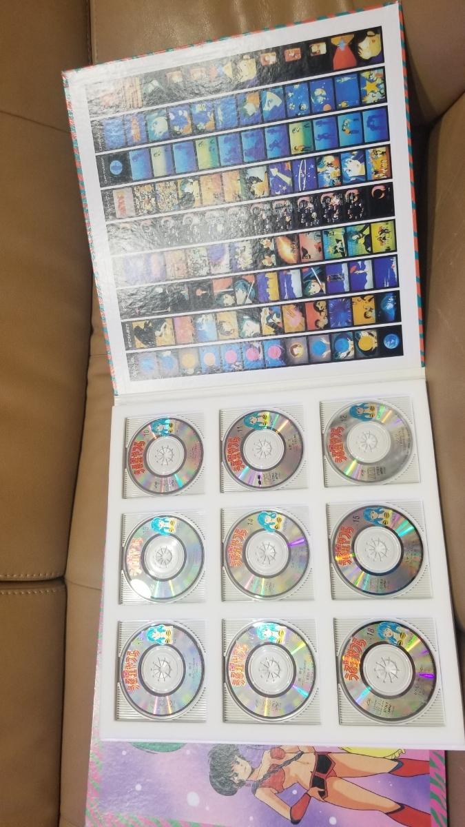 美品 うる星やつら メモリアル ファイル CDシングルBOX 24枚組 レア_画像7