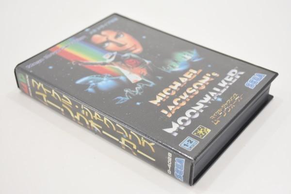 MD メガドライブ マイケル・ジャクソンズ ムーン・ウォーカー MICHAEL JACKSON SEGA セガ 取説 箱付 ゲーム ソフト レトロ JUL‐42-RY-165_画像9