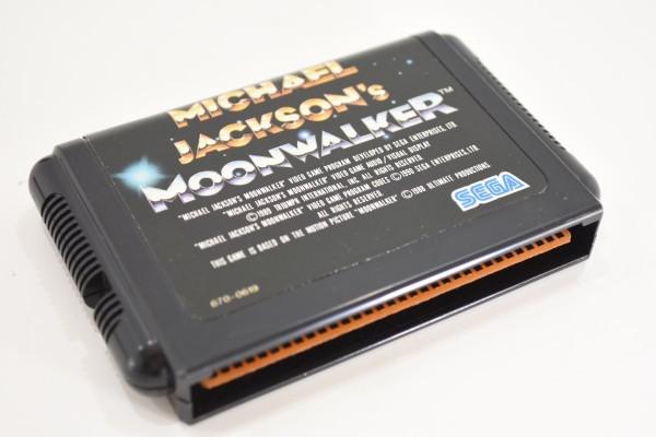 MD メガドライブ マイケル・ジャクソンズ ムーン・ウォーカー MICHAEL JACKSON SEGA セガ 取説 箱付 ゲーム ソフト レトロ JUL‐42-RY-165_画像3