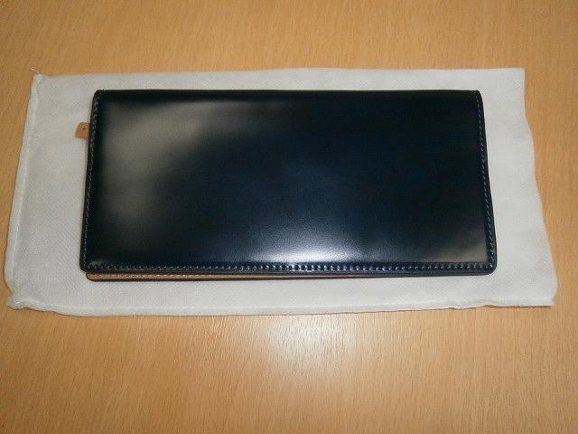 PGB コードバン長財布 新品未使用