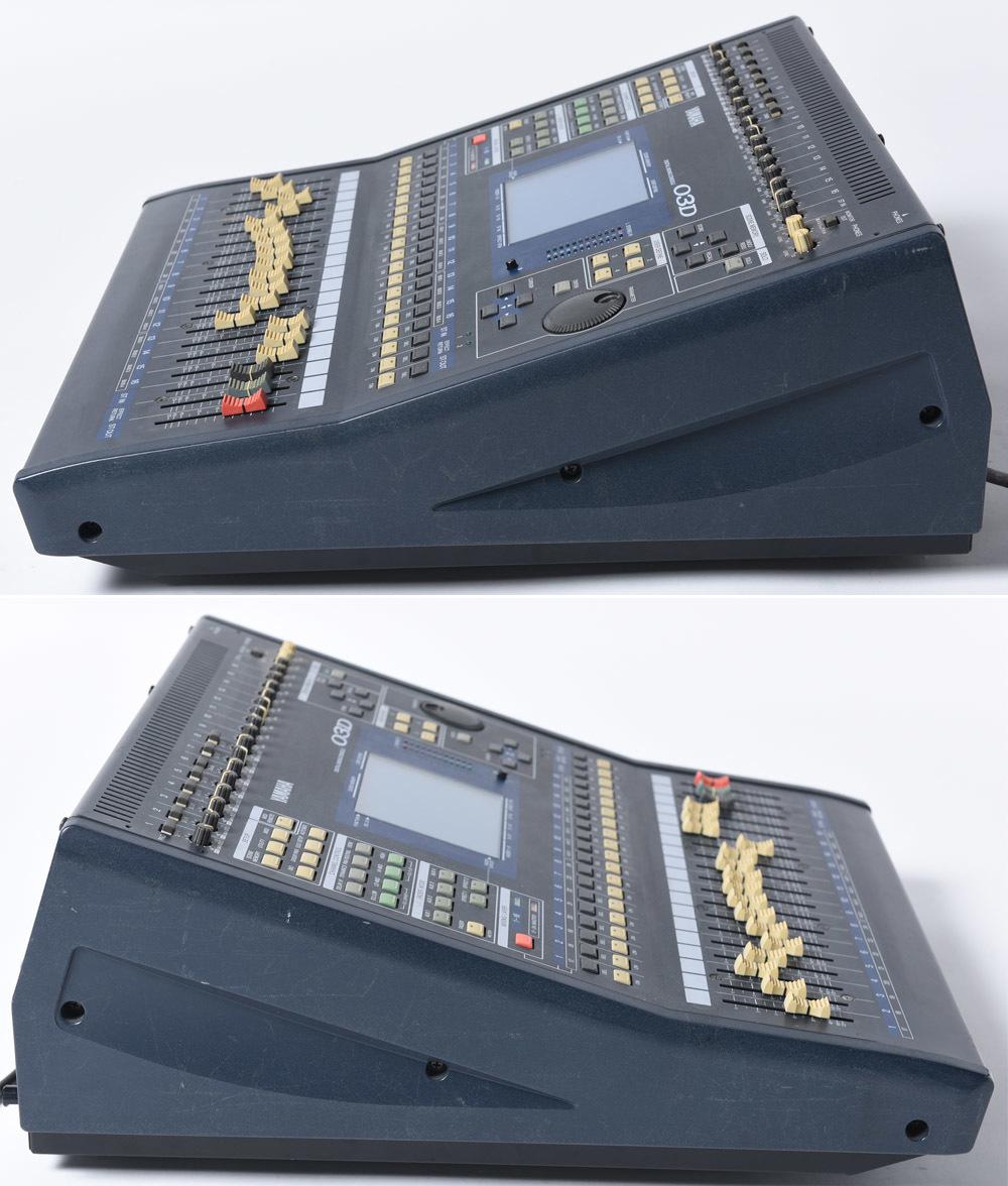 YAMAHA 03D デジタルミキサー PULSE製ハードケース付 中古品 管理F99_画像5