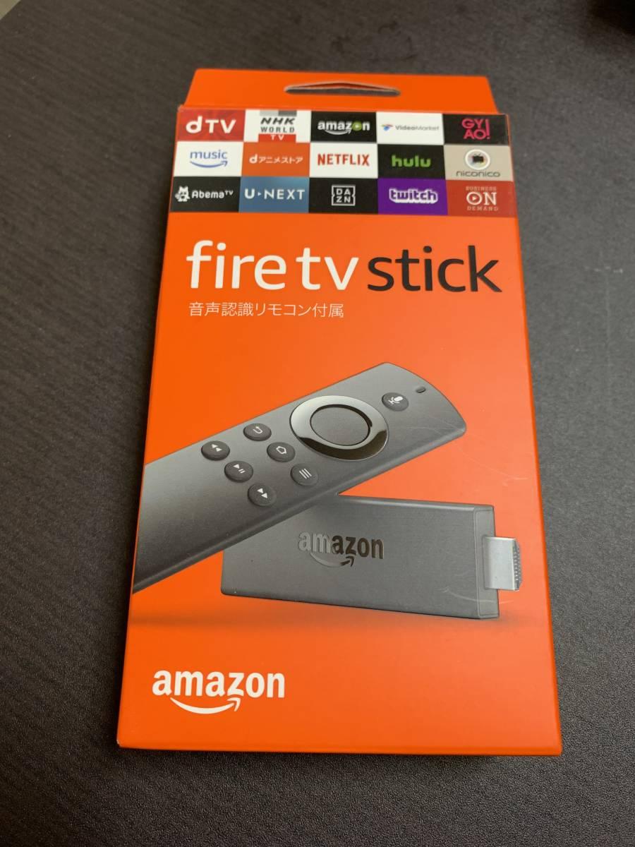 【送料無料】amazon fire TV stick 第2世代