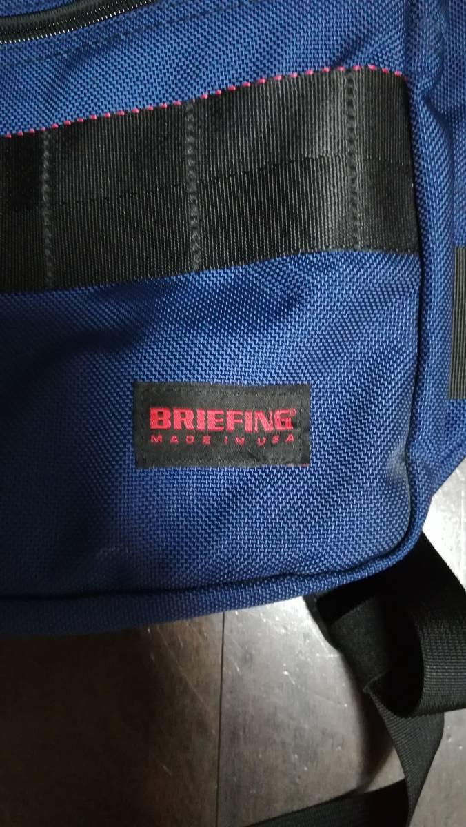 【中古】BRIEFING(ブリーフィング) SQ PACK リュック BRF298219_画像2