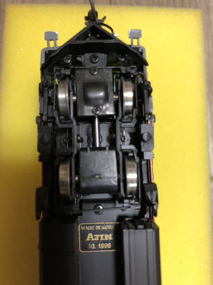 ムサシノモデルDD541号機 晩年タイプ 未使用 極上品!!_画像8