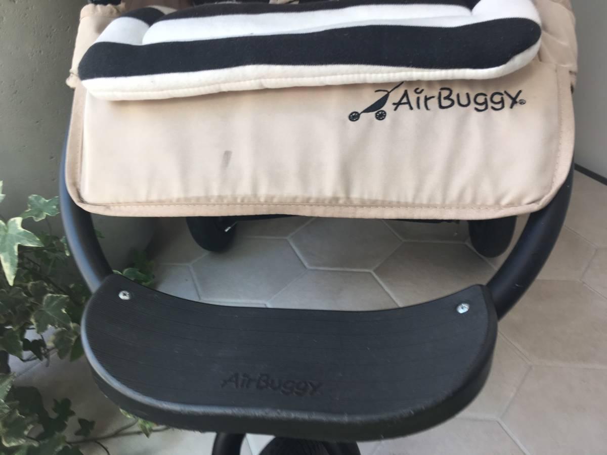 Air Buggy Coco Brake レインカバー付き エアバギーココブレーキモデル _画像5