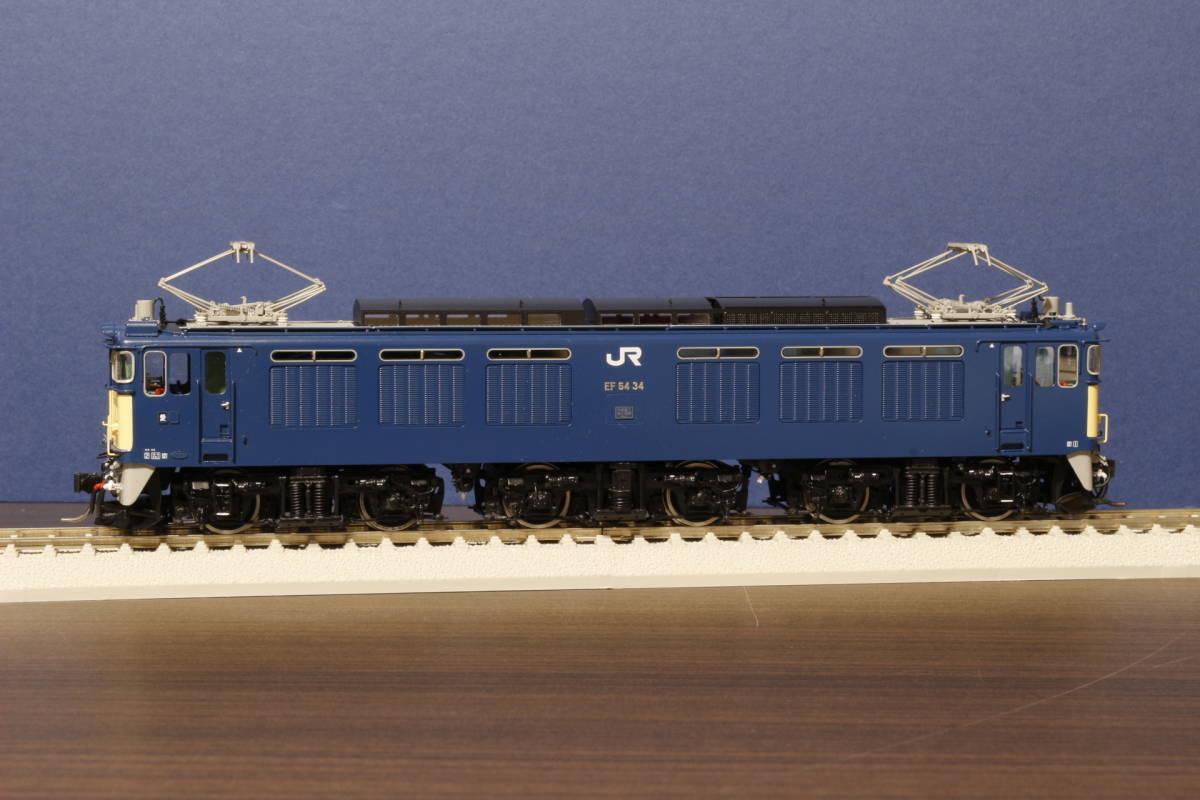 ムサシノモデル製 JR貨物 EF64-0 原色機 34号機(愛知機関区)_画像8
