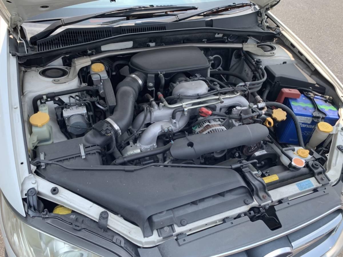 人気パール レガシィツーリングワゴン 2、0アドバンテージライン 激安売り切りサンルーフ_画像8