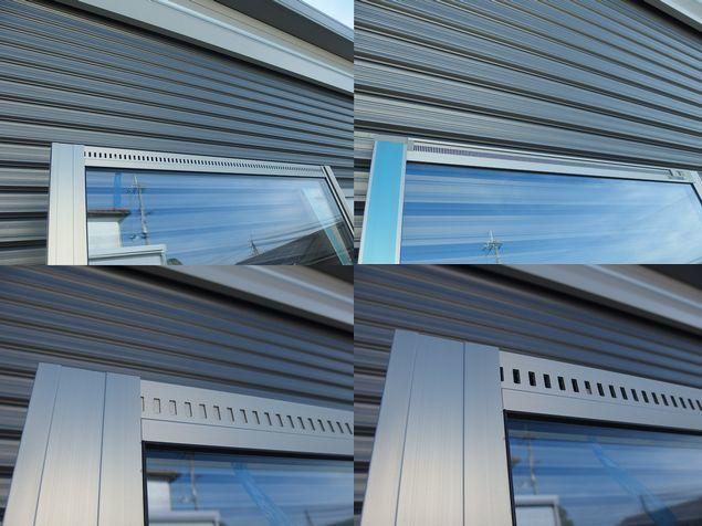 在庫品 アルミサッシ LowE ペアガラス フレミングJ 引違い窓 16518 プラチナステン_画像4