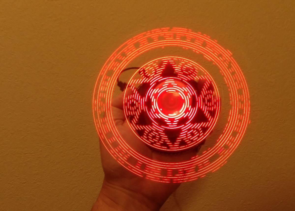(限定)魔法陣を機械的に発現させる魔導装置 作製キット アベンジャーズ ドクターストレンジ バーサライタ アイアンマン_画像3