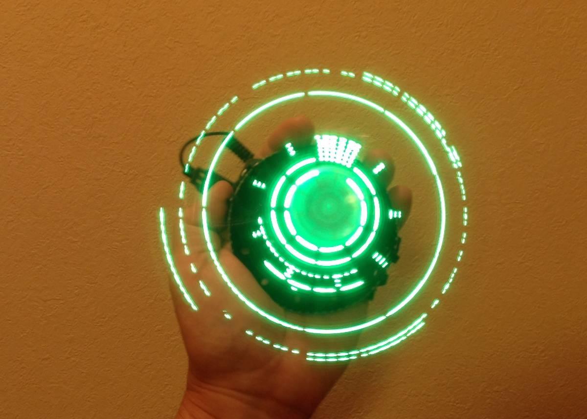 (限定)魔法陣を機械的に発現させる魔導装置 作製キット アベンジャーズ ドクターストレンジ バーサライタ アイアンマン_画像4
