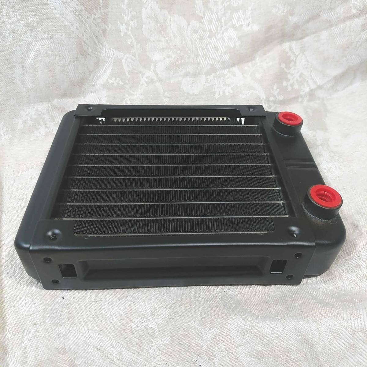 新品 水冷PC用ラジエーター 120mmヒートシンク 配管10本 _画像8