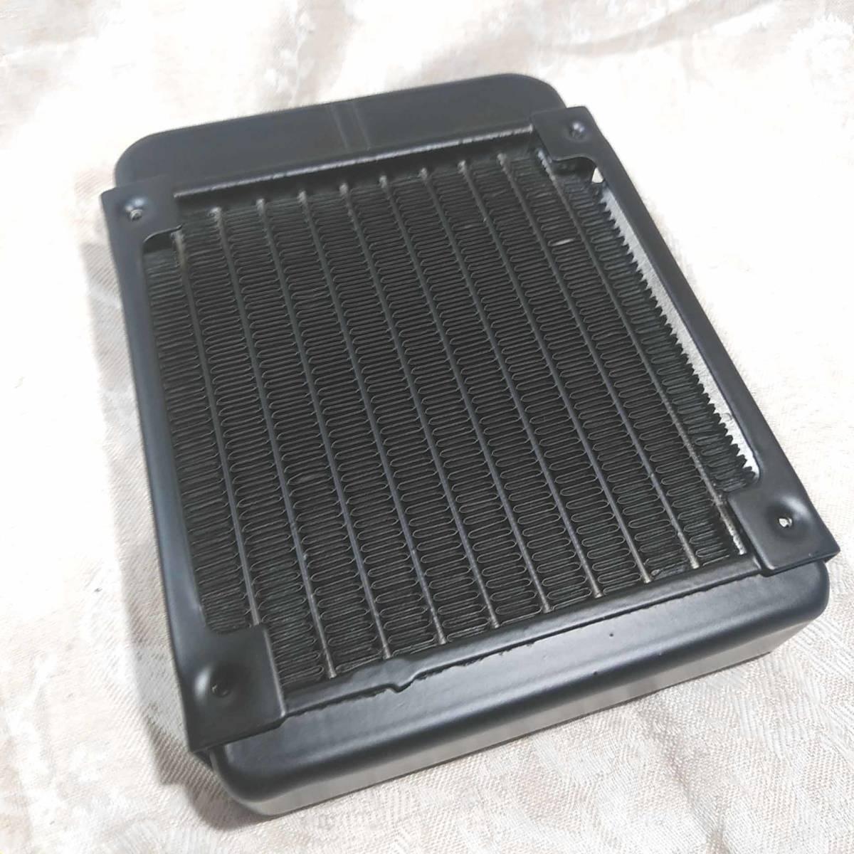 新品 水冷PC用ラジエーター 120mmヒートシンク 配管10本 _画像5