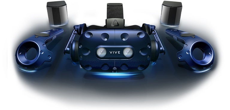 HTC VIVE Pro フルセット 99HANW009-00 ハイエンドVR 動作確認済み 価格175,910円(税込)_画像10