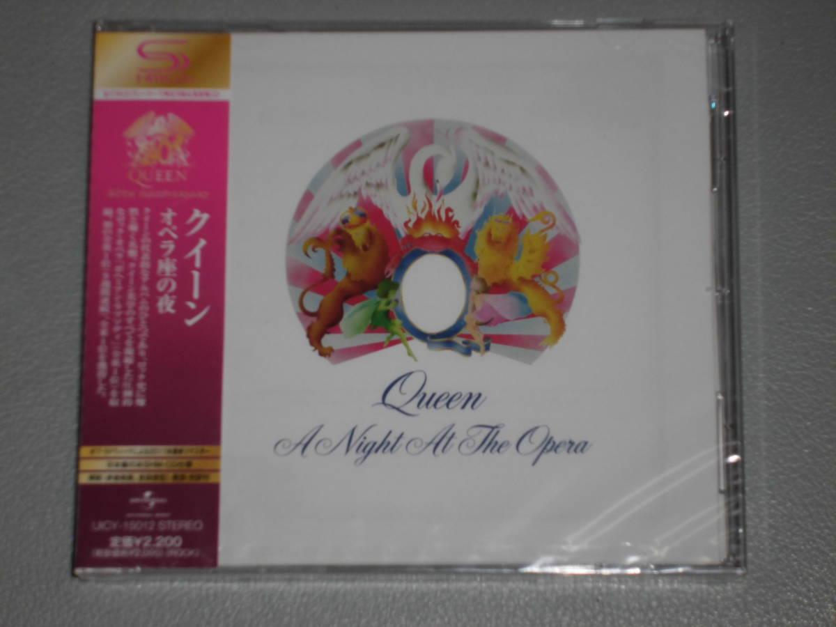 新品★高音質SHM-CD/REMASTER★オペラ座の★クイーン
