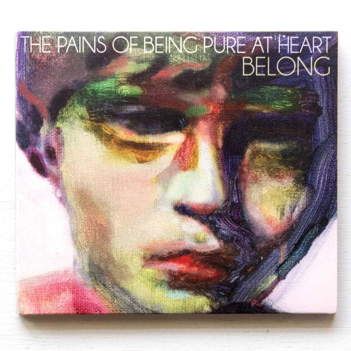 【即決】The Pains Of Being Pure At Heart『Belong』★シューゲイザー★185円でCD4枚まで発送可能★試聴あり_画像1