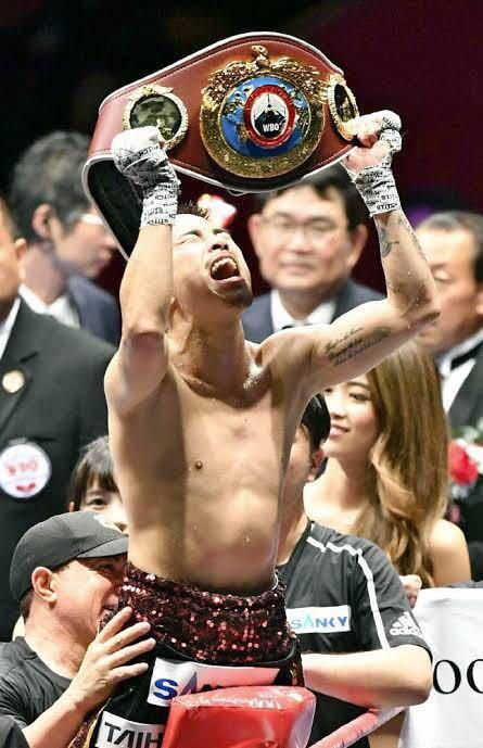 限定 井岡一翔 日本人初 4階級制覇 WBO 世界チャンピオンベルト