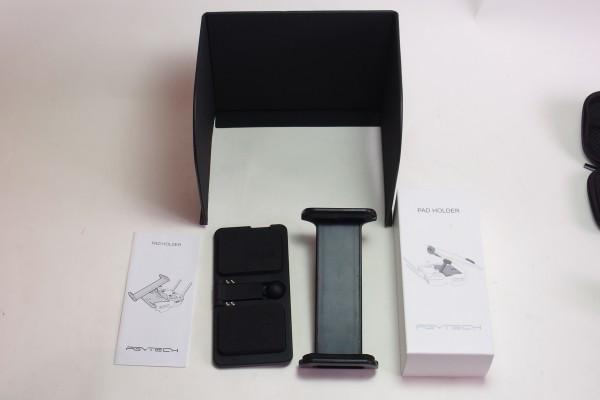 DJI MAVIC AIR FlyMoreCombo 8インチタブレット NDフィルター他おまけ付 コンパクト430gドローン 4K撮影 3軸ジンバル GPS 送料無料_画像6