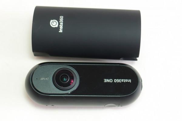 Insta360 ONE 360度 全天球 アクションカメラ4K 超広角VRビデオ 7k静止画 強力な手ぶれ補正FlowState搭載 おまけ付 送料無料_画像2