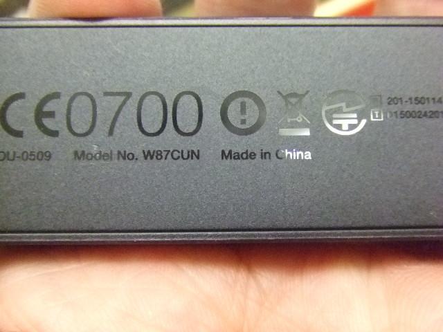 ★Amazon Fire TV stick W87CUN★ _画像3
